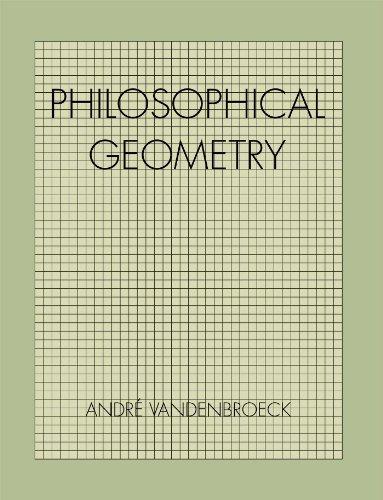 9780892811168: Philosophical Geometry