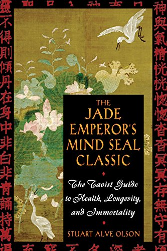 9780892811359: Jade Emperor's Mind Seal Classic: The Taoist Guide to Health, Longevity and Immortality