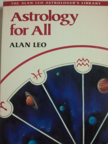 9780892811755: Astrology for All