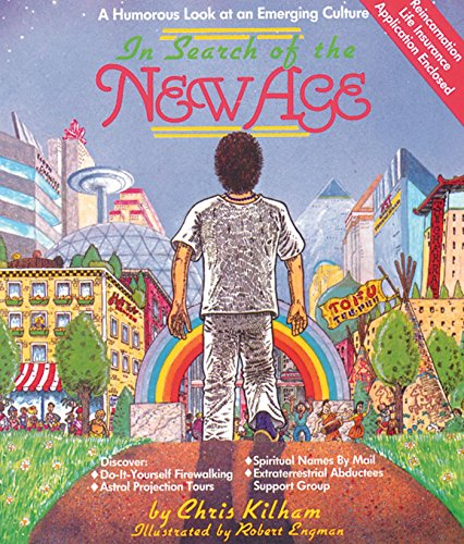 9780892812097: In Search of the New Age: A Humorous Look at an Emerging Culture