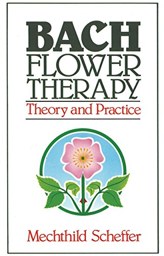 9780892812394: Bach Flower Therapy: Theory and Practice