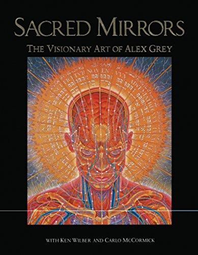 9780892812578: Sacred Mirrors: The Visionary Art of Alex Grey