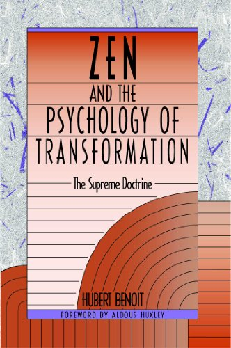 9780892812721: Zen and the Psychology of Transformation: The Supreme Doctrine