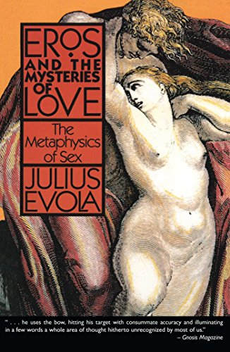 9780892813155: Eros and the Mysteries of Love: The Metaphysics of Sex