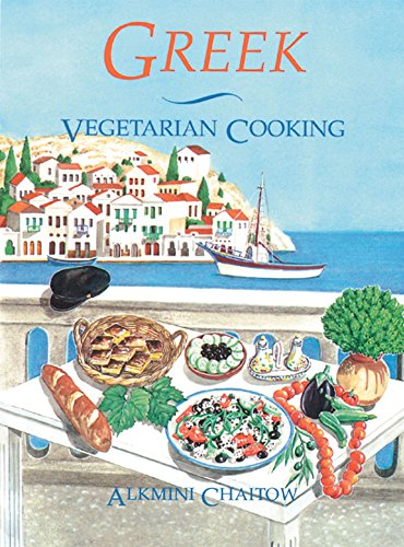 9780892813407: Greek Vegetarian Cooking