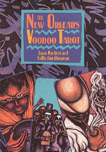9780892813636: The New Orleans Voodoo Tarot (Destiny Books)