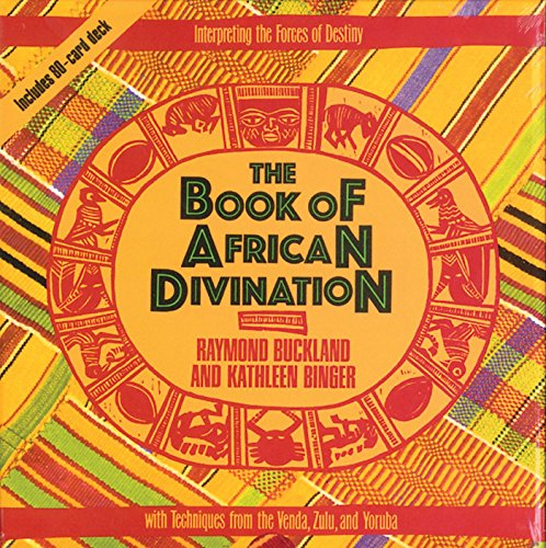 9780892813643: The Book of African Divination: Interpreting the Forces of Destiny with Techniques from the Venda, Zulu, and Yoruba: Interpreting the Faces of Destiny ... the Venda, Zulu and Yoruba (Destiny Books)