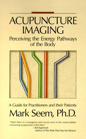 9780892813759: Acupuncture Imaging: Perceiving the Energy Pathways of the Body: A Guide for Practitioners and Their Patients
