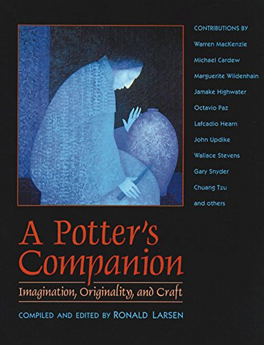 9780892814459: A Potter's Companion: Imagination, Originality and Craft (Park Street Press)