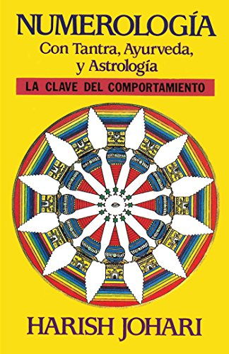 9780892814633: Numerologia: Con Tantra, Ayurveda, y Astrologia = Numerology (Inner Traditions)
