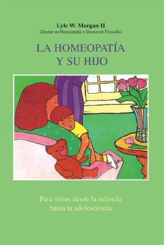 9780892814688: La Homeopatia y Su Hijo: Para Ninos Desde La Infancia Hasta La Adolescencia (Inner Traditions)
