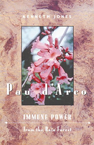 9780892814978: Pau d'Arco: Immune Power from the Rain Forest