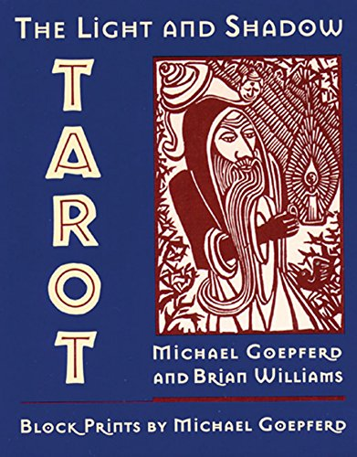 9780892815036: The Light and Shadow Tarot