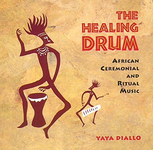 9780892815050: Healing Drum: African Ceremonial and Ritual Music