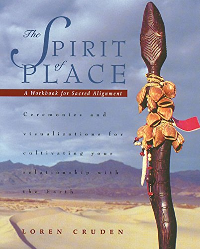 9780892815111: The Spirit of Place: A Workbook for Sacred Alignment