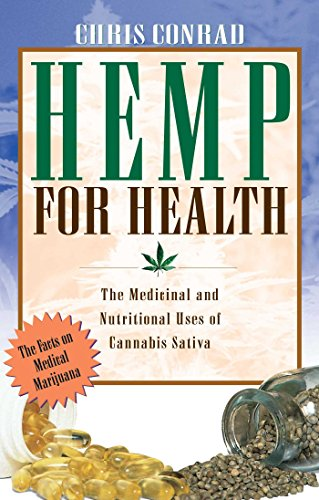 9780892815395: Hemp for Health: The Medicinal and Nutritional Uses of Cannabis Sativa: The Nutritional and Medicinal Uses of the World's Most Extraordinary Plant