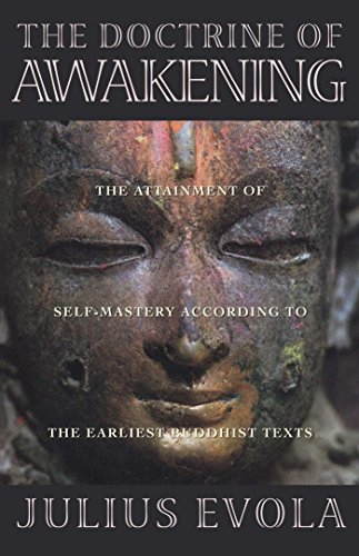 9780892815531: The Doctrine of Awakening: Attainment of Self-mastery According to Earliest Buddhist Texts