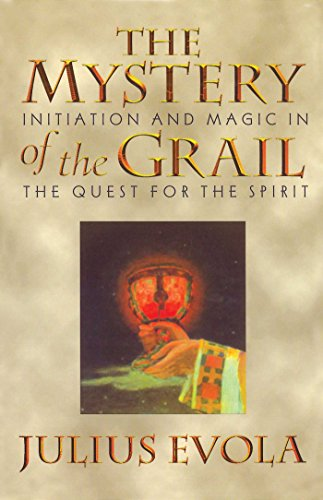 Mystery of the Grail : Initiation and: Stucco, Guido (trn);