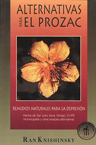 9780892815913: Alternativas Para El Prozac: Remedios Naturales Para La Depresion (Inner Traditions)