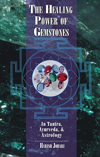 9780892816088: The Healing Power of Gemstones: In Tantra, Ayurveda, & Astrology