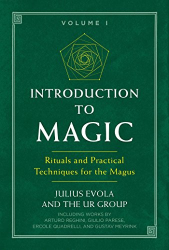 Introduction to Magic | Rituals and Practical: Evola, Julius; UR