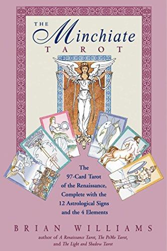 9780892816514: The Minchiate Tarot