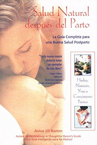 9780892816965: Salud Natural Despues del Parto: La Guia Completa Para Una Buena Salud Postparto