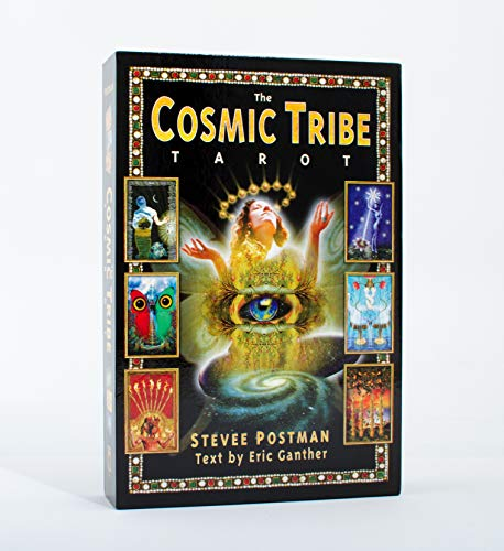 9780892817009: Cosmic Tribe Tarot