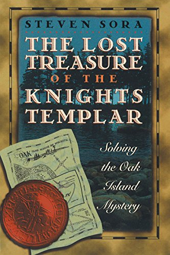 9780892817108: Lost Treasure of the Knights Templar: Solving the Oak Island Mystery