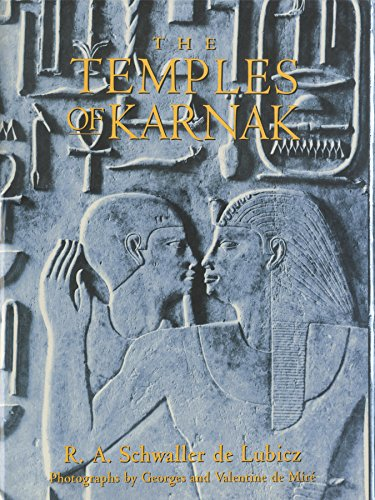9780892817122: The Temples of Karnak