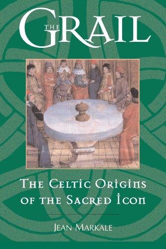 The Grail: The Celtic Origins of the Sacred Icon (0892817143) by Jean Markale