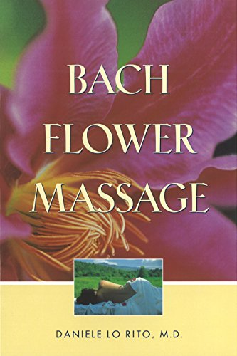 9780892817368: Bach Flower Massage