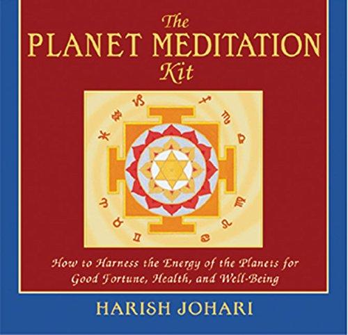 The Planet Meditation Kit: How to Harness: Harish Johari