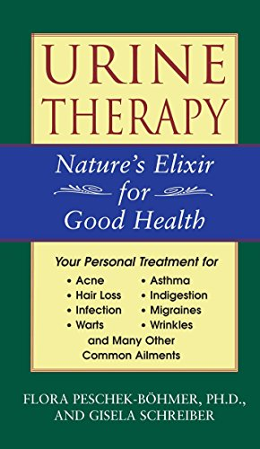9780892817993: Urine Therapy: Nature's Elixir for Good Health