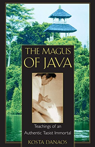 9780892818136: The Magus of Java: Teachings of an Authentic Taoist Immortal