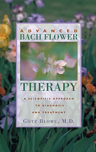9780892818280: Advanced Bach Flower Therapy: A Scientific Approach to Diagnosis and Treatment