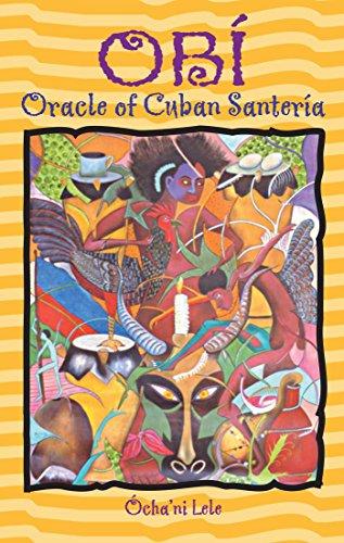 9780892818648: Obi: Oracle of Cuban Santeria