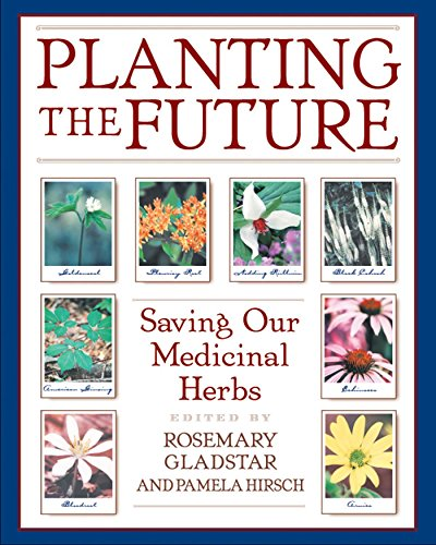 9780892818945: Planting the Future: Saving Our Medicinal Herbs
