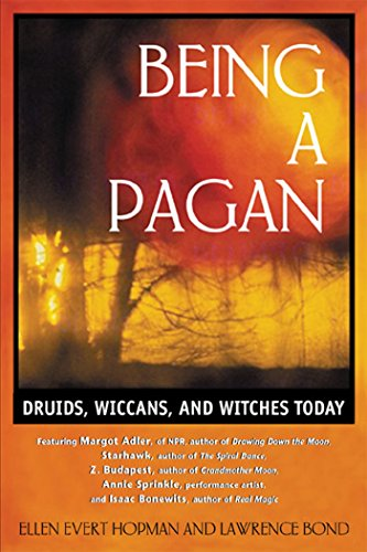 9780892819041: Being a Pagan: Druids, Wiccans, and Witches Today