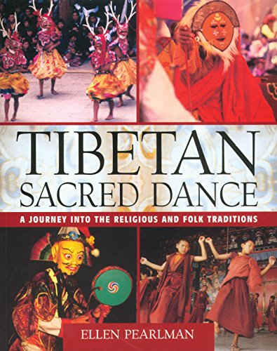 9780892819188: Tibetan Sacred Dance: A Journey into the Religious and Folk Traditions