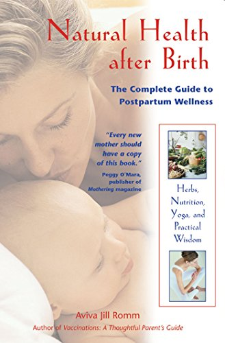 Natural Health after Birth: The Complete Guide to Postpartum Wellness: Romm, Aviva Jill