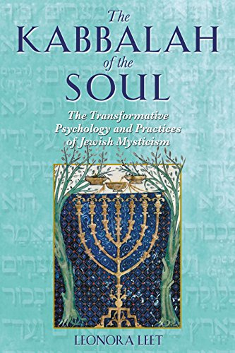 9780892819577: The Kabbalah of the Soul: The Transformative Psychology and Practices of Jewish Mysticism