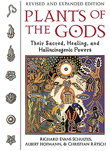 9780892819799: Plants of the Gods: Their Sacred, Healing, and Hallucinogenic Powers
