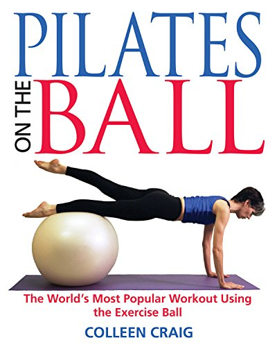 9780892819812: Pilates on the Ball: The World's Most Popular Workout Using the Exercise Ball