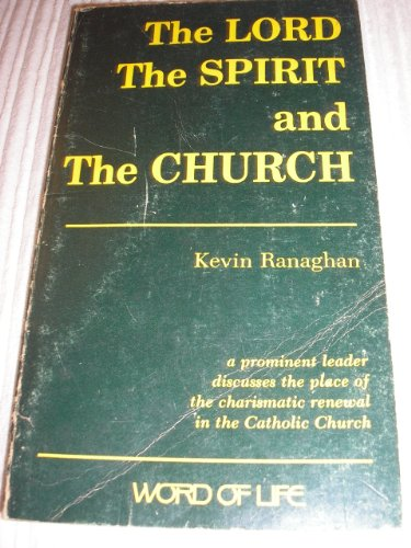 9780892830107: Lord, the Spirit and the Church
