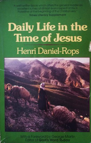 9780892830855: Daily Life in the Time of Jesus