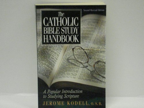 9780892831852: Catholic Bible Study Handbook : A Popular Introduction to Studying Scripture