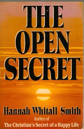 9780892831951: The Open Secret