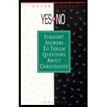 9780892832170: Yes or no?: Straight answers to tough questions about Christianity
