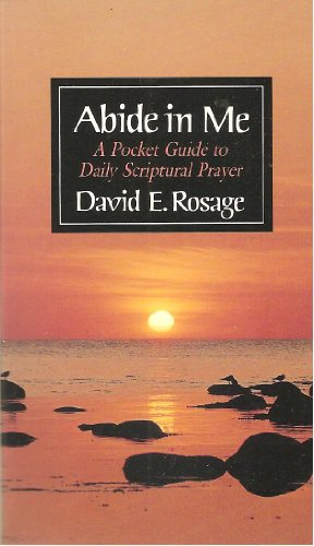 9780892832439: Abide in Me: A Pocket Guide to Daily Scriptural Prayer